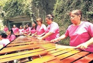 La marimba brindará una serie de encuentros didácticos con estudiantes en el Musac, zona 1, durante septiembre