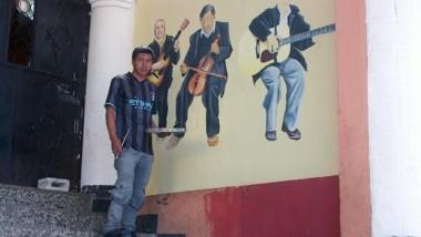 mural xela