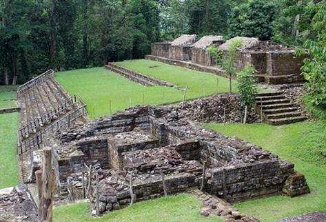 Arquitectura ancestral ciudades mayas que revelan sus for Arquitectura en maya