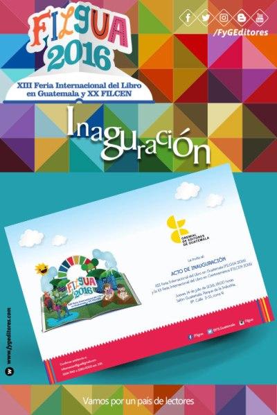 14 julio inauguracion