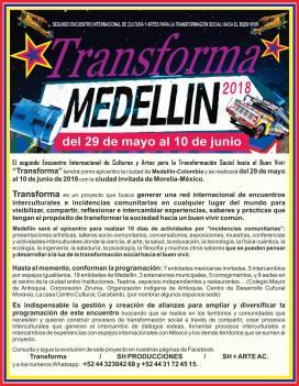 Transforma 2018 Medellín síntesis!